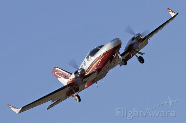 Cessna Chancellor (N414BP)
