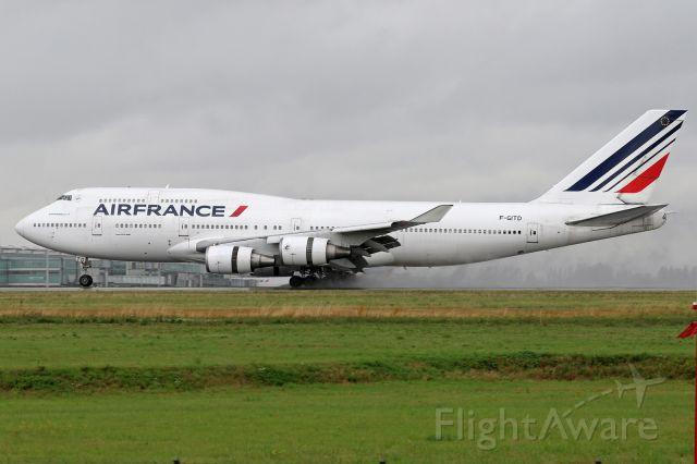 Boeing 747-400 (F-GITD)