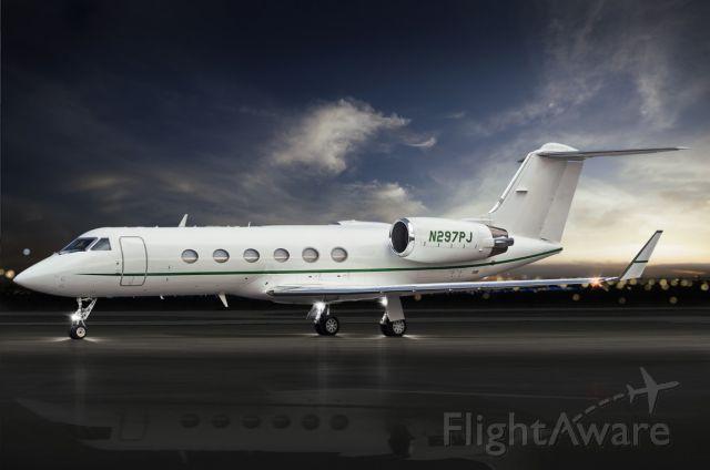 Gulfstream Aerospace Gulfstream IV (N297PJ)