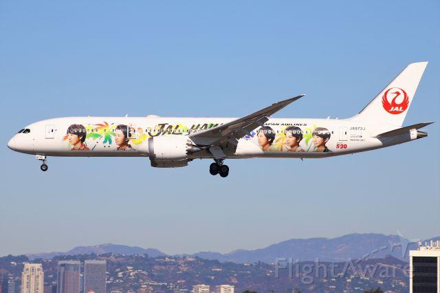 Boeing 787-9 Dreamliner (JA873J)