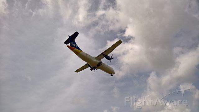 Aerospatiale ATR-42-300 (V2-LIF)