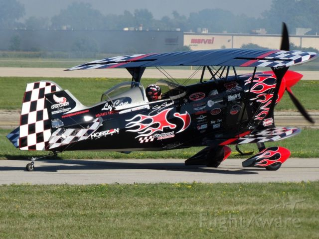 PITTS Special (S-2) (N540SS)