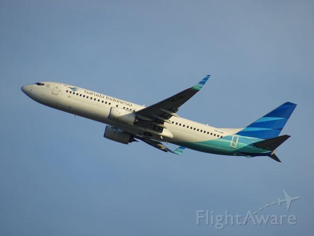 Boeing 737-800 (PK-GNI)