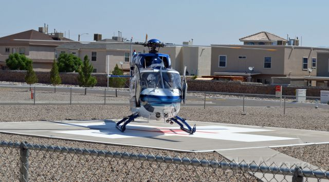 — — - A state-of-the-art twin engine MBB/Kawasaki Eurocopter BK-117 helicopter operated by NativAir 36 provides fast emergency care for critical patients at Sierra Providence East Medical Center. This helicopter is designed and fully equipped as a flying intensive care unit within a 150 mile radius. The Medevac BK117 will be staffed with a pilot, a flight nurse and paramedic 24 hours a day and theyll also have their own mechanic to maintain the chopper.