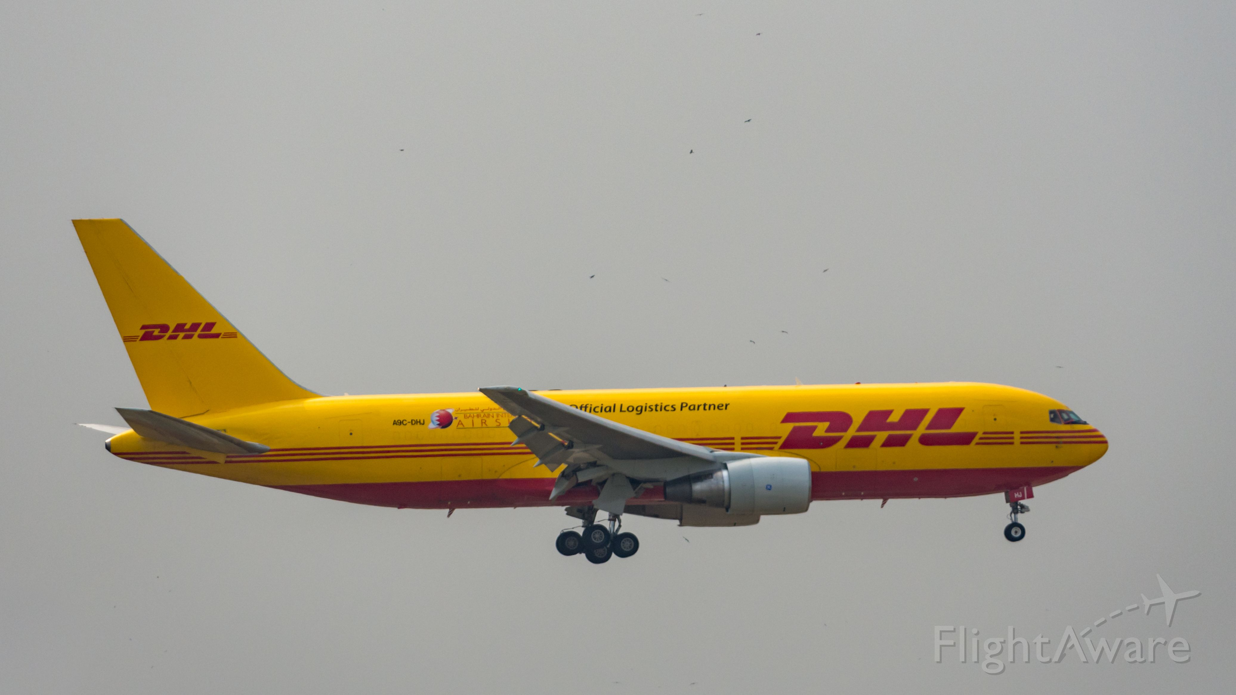 BOEING 767-200 (A9C-DHJ)