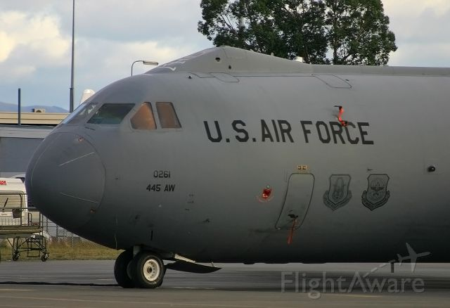 Lockheed C-141 Starlifter (65-0261)