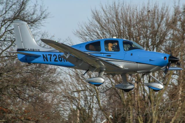 Cirrus SR22 Turbo (N726KR)