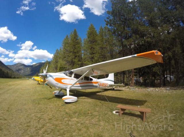 Cessna Skywagon (N185ET)