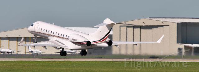 Bombardier Global Express (N150QS)