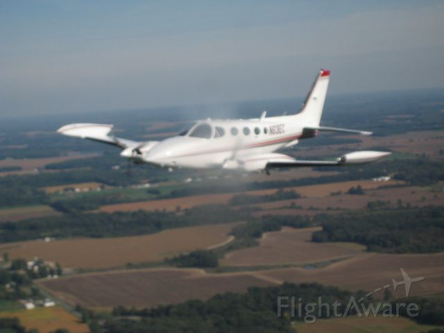 Cessna 340 (N63EC)