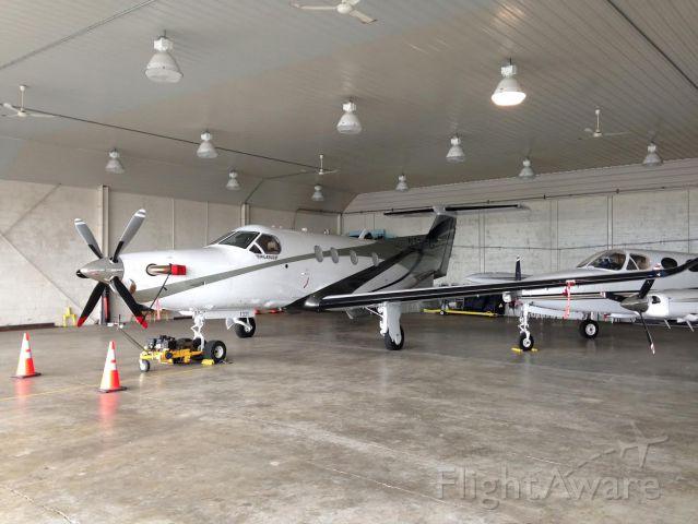 Pilatus PC-12 (N331NG)