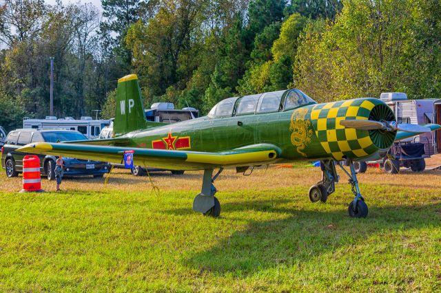 NANCHANG PT-6 (N4184G) - 2020 Flying M Ranch Fly-In in Reklaw, Texas.