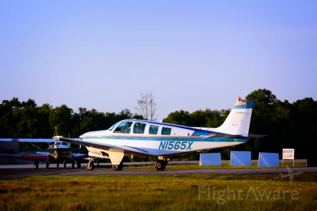 Beechcraft Bonanza (36) (N1565X) - 2014 Sun n Fun