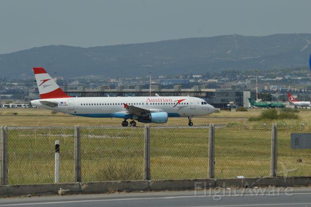 Airbus A320 (OE-LBO)