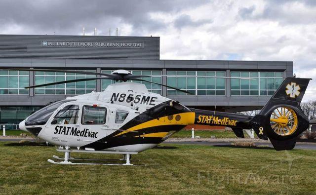Eurocopter EC-635 (N855ME) - STAT MedEvac EC-135