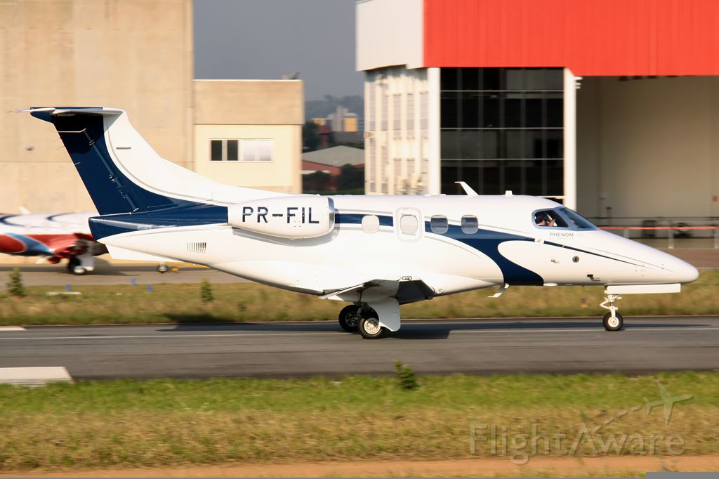 Embraer Phenom 100 (PR-FIL) - My photos are best of FlightAware!!