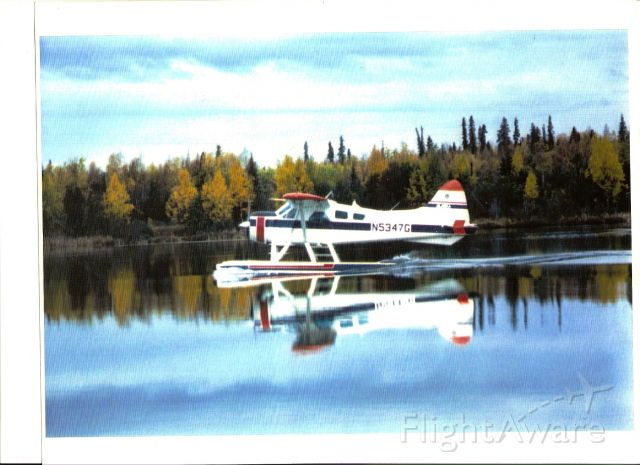 De Havilland Canada DHC-2 Mk1 Beaver (N5347G)