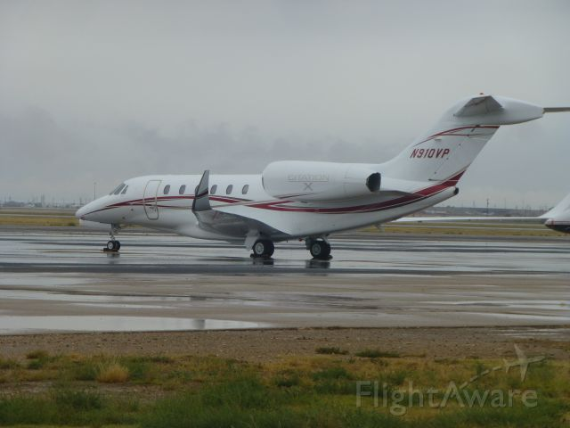Cessna Citation X (N910VP)
