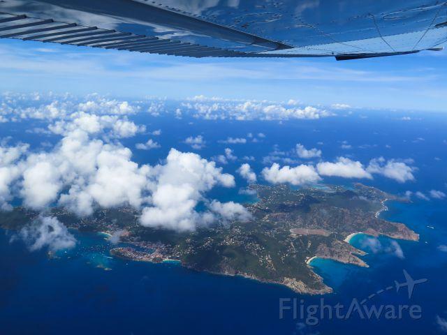Cessna Skylane (N1967X) - St Barth