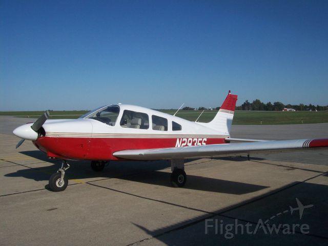 Piper Cherokee (N2935S)