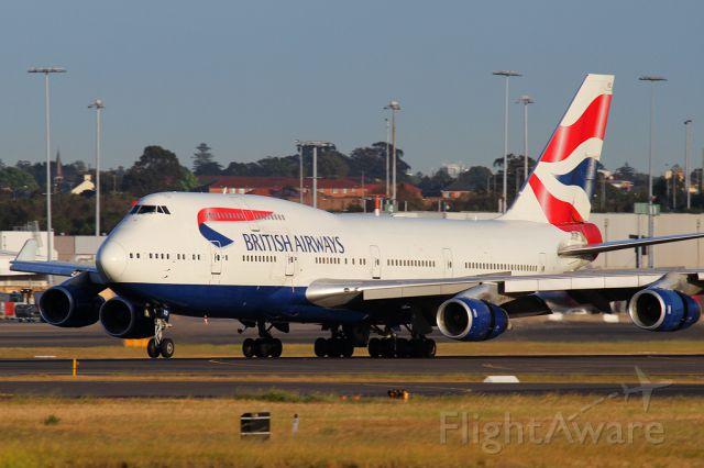 Boeing 747-400 (G-CIVD)