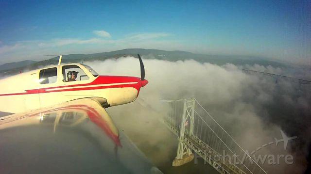 """Beechcraft 35 Bonanza (N8789A) - <a rel=""""nofollow"""" href=""""http://vimeo.com/107454817"""">https://vimeo.com/107454817</a>"""