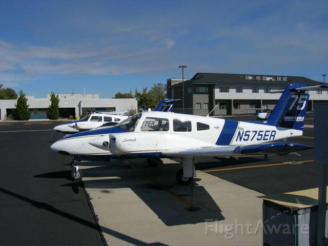 Piper PA-44 Seminole (N575ER)