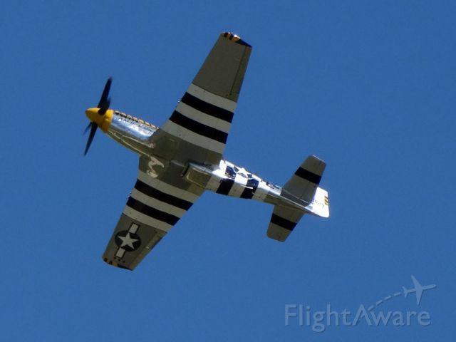 North American P-51 Mustang (N51JB)