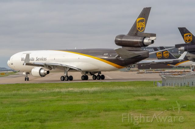 Boeing MD-11 (N285UP) - 9/11/2020