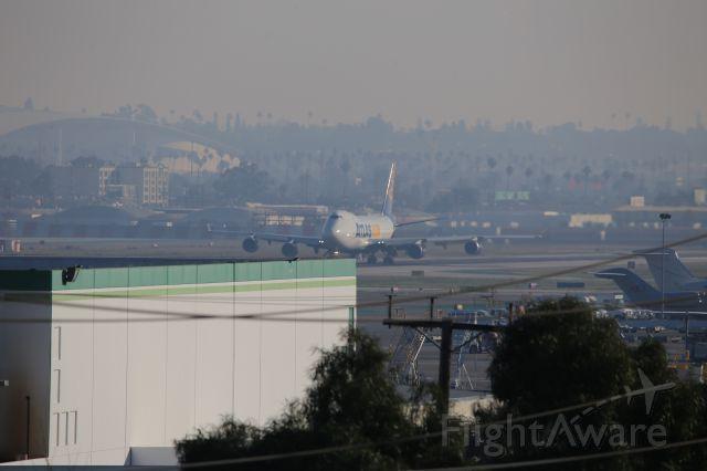 Boeing 747-400 (N487MC)