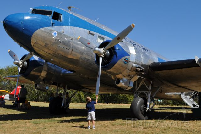 Douglas DC-3 (N28AA) - Some day