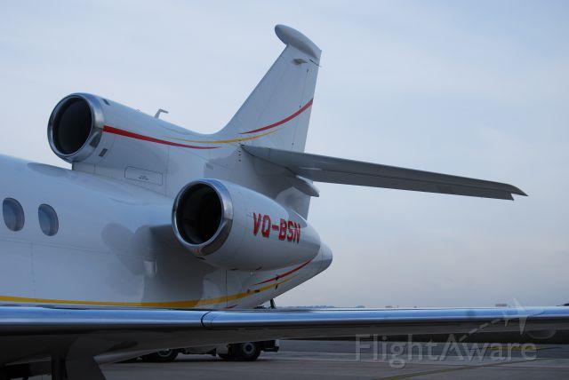 Dassault Falcon 7X (VQ-BSN)
