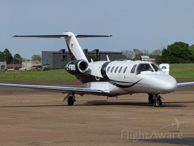 Cessna Citation CJ2+ (C-FBID)