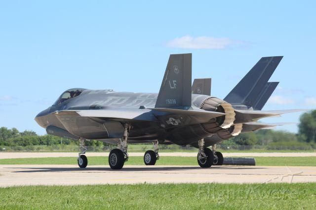 Lockheed F-35C (11-5038)