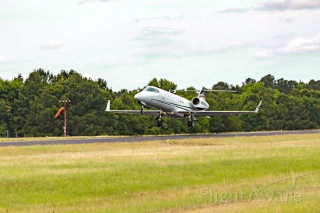 Learjet 45 (N556JP)