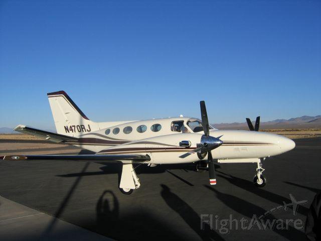 Cessna Conquest 1 (N470RJ)