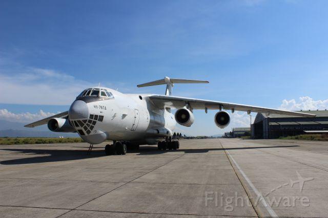 Ilyushin Il-76 (RA-76502)