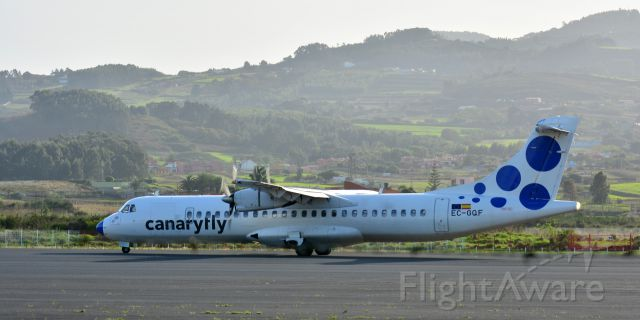 EC-GQF — - Aeropuerto Tenerife Norte