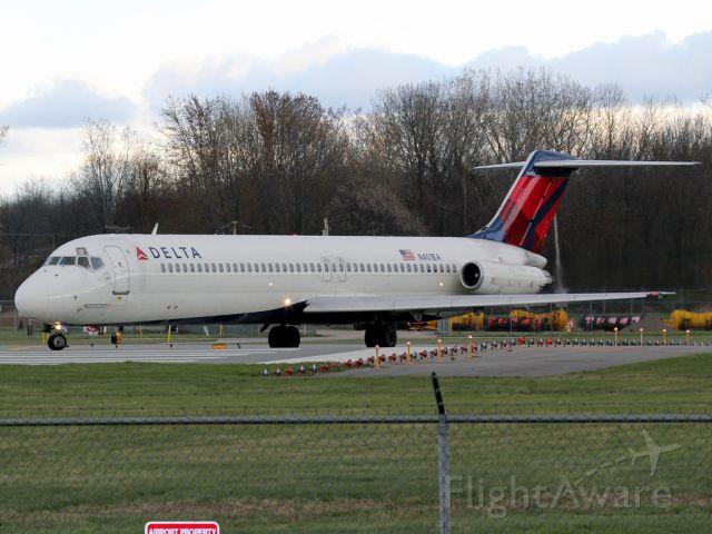 McDonnell Douglas DC-9-40 (N401EA)
