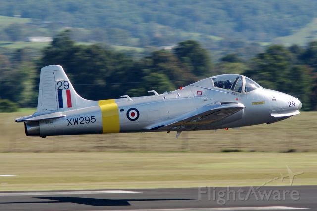 HUNTING PERCIVAL P-84 Jet Provost (VH-JPV) - Great shot from the fabulous talent of Phil Vabre at Wollongong Air Show