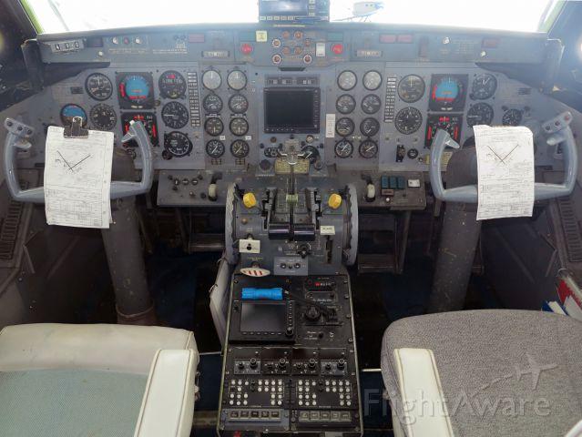 Grumman Gulfstream 1 (N701BN)