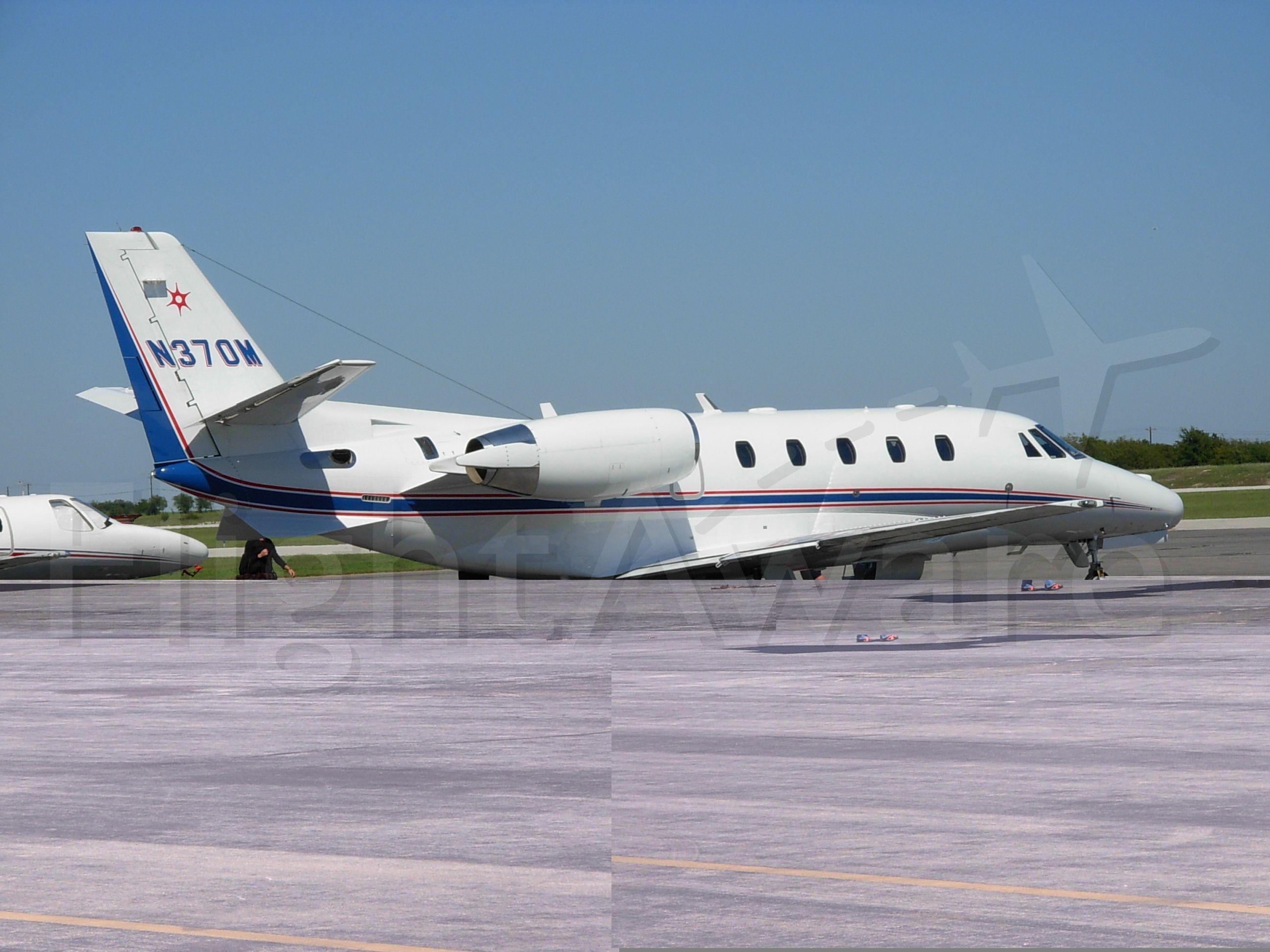 Cessna Citation Excel/XLS — - Midway Airport Midlothian Texas