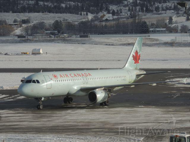 Airbus A320 (C-FKOJ)