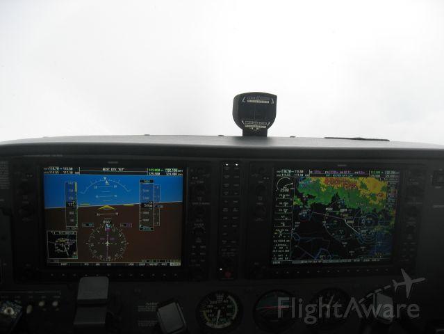 Cessna Skyhawk (N1615A) - Garmin G1000 glass cockpit on N1615A