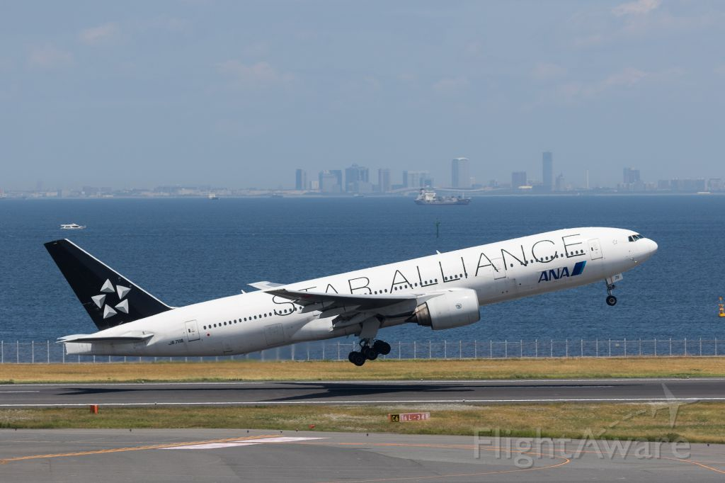 Boeing 777-200 (JA711A)