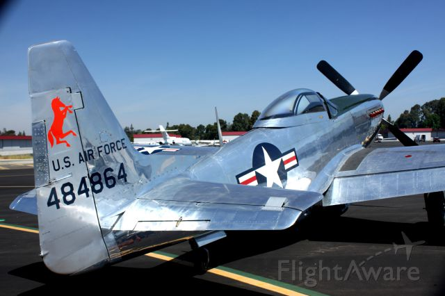 North American P-51 Mustang (N4223A) - Static display 05-11-2013