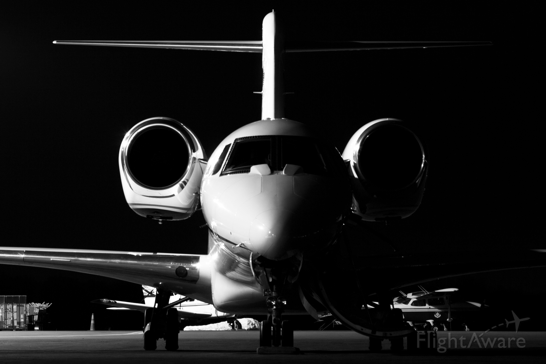 Cessna Citation X (N170HL) - Evil X