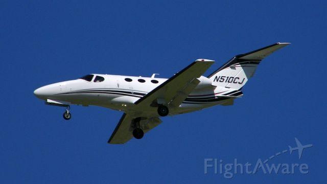 Cessna Citation Mustang (N510CJ)