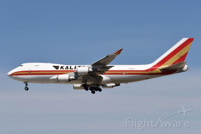 Boeing 747-400 (N700CK) - 04-20-20