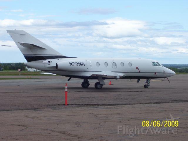 Dassault Falcon 20 (N73MR)